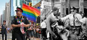cops gays and blacks_